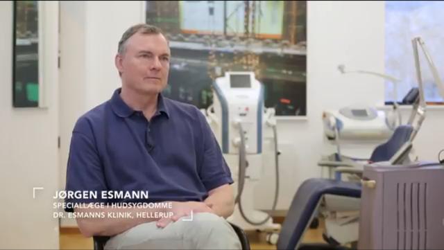 Speciallæge i hudsygdomme Jørgen Esmann